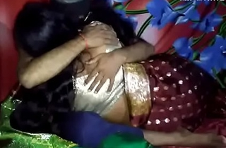 Hot Lusty blonde indian aunty fucking with car driver