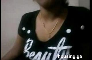 Desi rand in black Tshirt