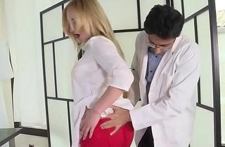 Doctor fucks impotent patient'_s wife
