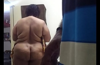 wife after shower 2