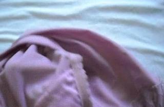 Showing Marya&acute_s dirty panties 004