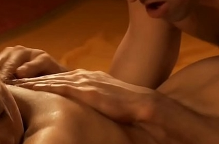 Tantra Lessons From Exotic Oriental Couple