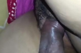 Desi Girl Crying and her Tight Pussy Fucked at the end of one's tether her Dad Hot