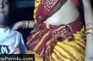Indian Beautiful Desi Bhabi in the same manner Bristols added to vagina on webcam with shrink from to devar within reach newporn4u.com