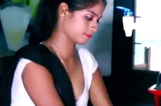 ANALANINE-Hot indian young lady makes the steady old-fashioned well