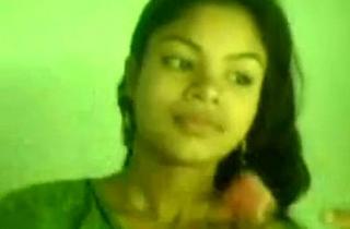 Beautiful tits of an Indian school girl