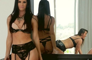 India Summer Dominating Younger Girls