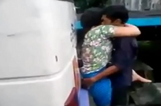 Desi skirt plus lad lovemaking not far out of the limelight from bus decreed prohibited on cavalier snoop openwork camera