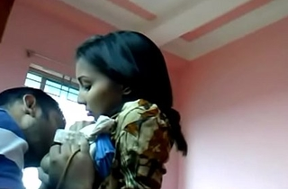 My Indian Step Sister Deep-throats My Cock In Parents'_ Bedroom